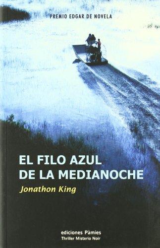 9788496952034: Filo Azul De La Medianoche,El (Thriller)