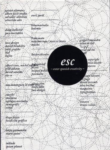 9788496954007: Esc: Enter Spanish Creativity (ACTAR)