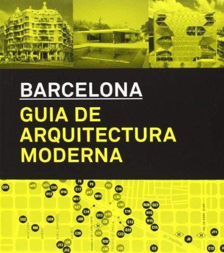 9788496954175: Barcelona. Guía De Arquitectura Moderna (ACTAR)