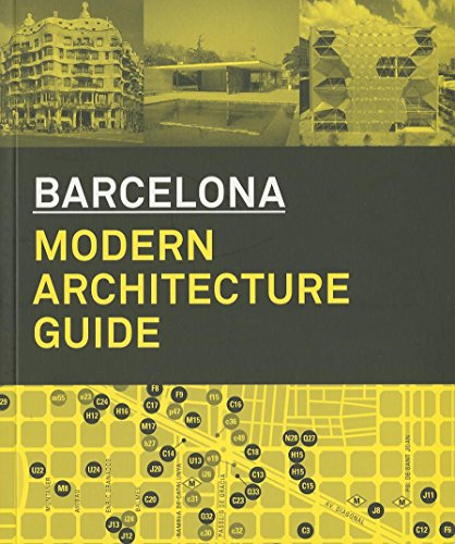 9788496954182: Barcelona Modern Architecture Guide: 1860-2012
