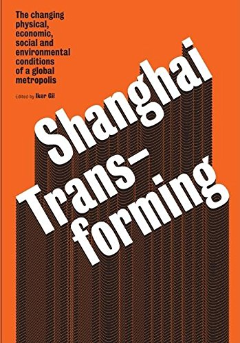 SHANGHAI TRANSFORMING: Iker Gil