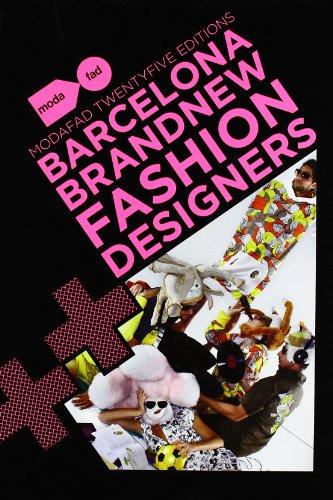 9788496954847: Barcelona New Brand Fashion Designers: Modafad 25 Editions (ACTAR)