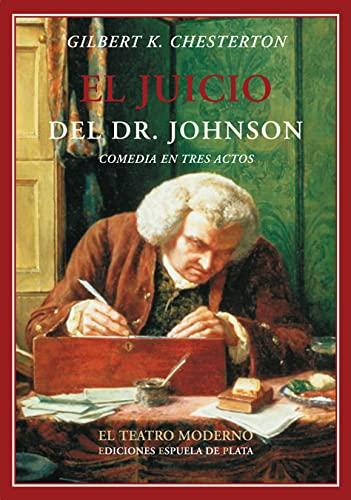 9788496956445: Juicio Del Dr.Johnson,El (El teatro moderno)