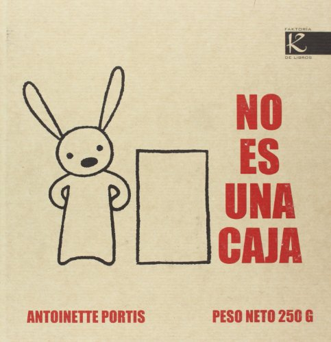 9788496957220: No es una caja / Not a Box (Spanish Edition)