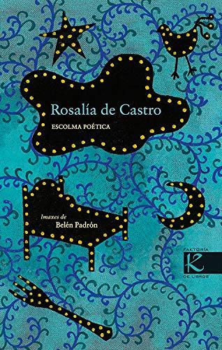 9788496957299: Rosalía de Castro (Trece Lúas)