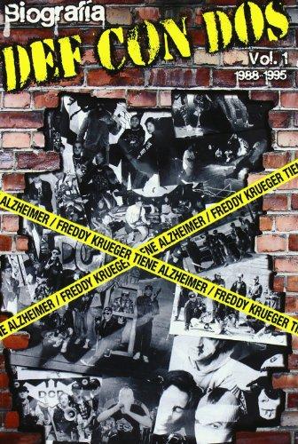 9788496959811: Biografía Def Con Dos (1988-1995)