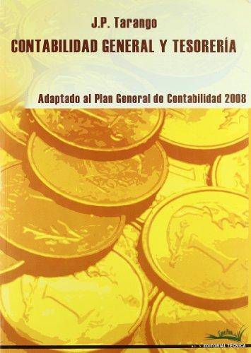 9788496960046: CONTABILIDAD GENERAL Y TESORERIA PGC 2008