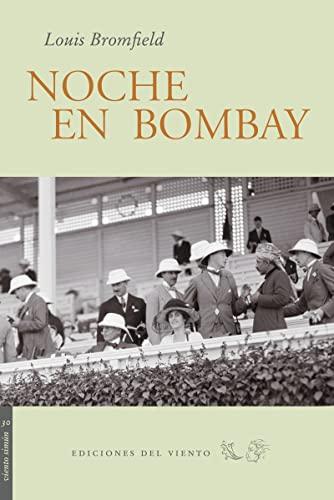 9788496964068: Noche En Bombay (Viento Simún)