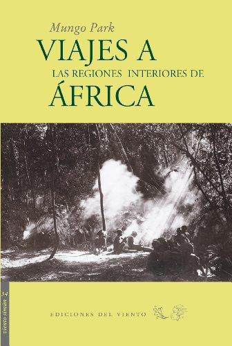 9788496964198: VIAJES A LAS REGIONES INTERIORES DE AFRICA