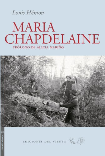 9788496964273: Maria Chapdelaine