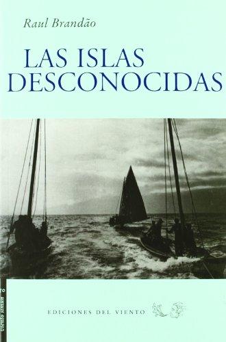 9788496964433: Islas Desconocidas,Las (Viento Simún)
