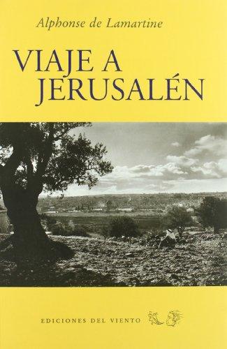 9788496964679: Viaje A Jerusalen (Viento Simún)