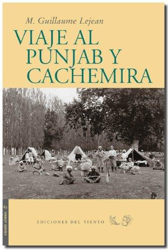 9788496964686: Viaje Del Punjab A Cachemira (Viento Simún)
