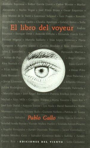 Libro Del Voyeur,El (Viento Abierto): Yolanda Arroyo Pizarro