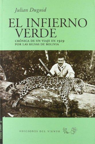 9788496964860: El Infierno Verde