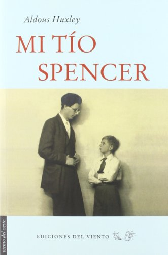 9788496964952: Mi tío Spencer