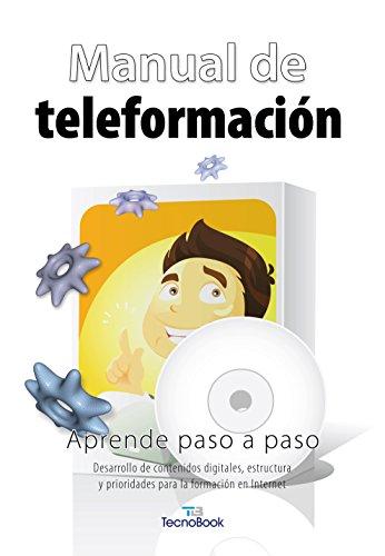 9788496968127: Manual De Teleformacion - Paso A Paso