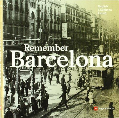 9788496970038: Barcelona Remember