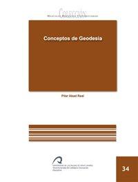 9788496971998: Conceptos de geodesia
