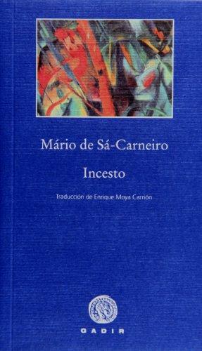 Incesto: Mario de Sá Carneiro