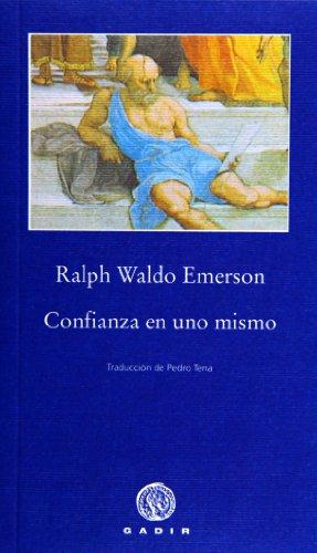 9788496974333: Confianza en uno mismo (Spanish Edition)