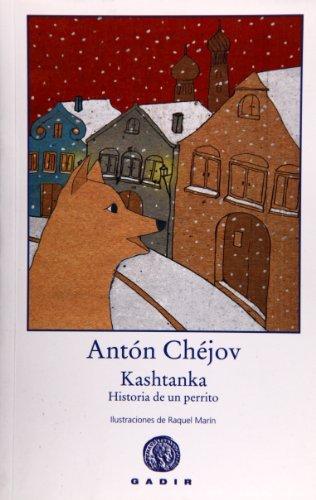 9788496974357: Kashtanka: Historia de un perrito (Colección el Bosque Viejo)