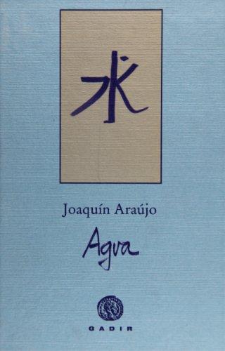 9788496974944: Agua (Pequeña Biblioteca)
