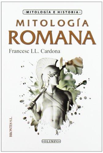 9788496975019: Mitología Romana (Spanish Edition)