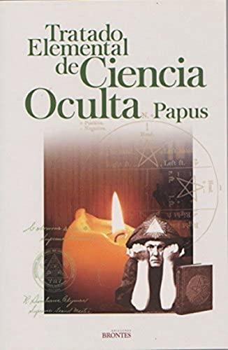 9788496975101: Tratado elemental de ciencia oculta papus