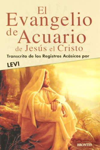 9788496975132: Evangelio de acuario de Jesús el Cristo