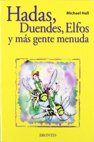 9788496975637: Hadas, duendes, elfos y más gente menuda