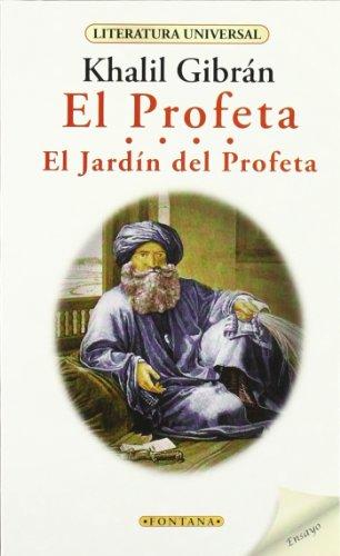 9788496975682: El Profeta El Jardín Del Profeta