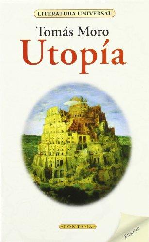 9788496975705: Utopía