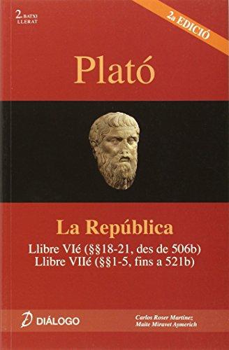 9788496976405: PLATO LA REPUBLICA
