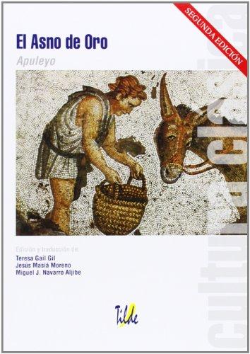 9788496977228: El Asno De Oro (Cultura Clasica)