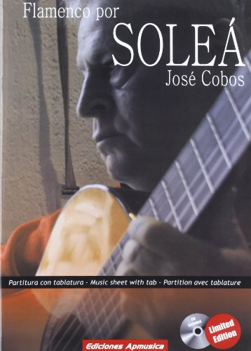 9788496978034: Flamenco por solea + CD
