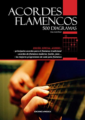 9788496978386: Acordes Flamencos, 500 Diagramas (Spanish Edition)