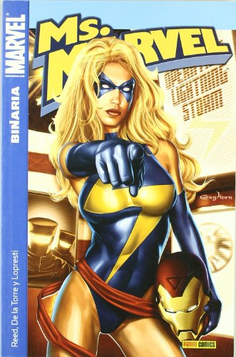 9788496991033: Ms. Marvel 03: Binaria