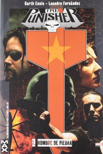 9788496991071: The Punisher 7, Hombre de Piedra