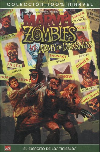 9788496991385: Marvel Zombies vs. Army of Darkness