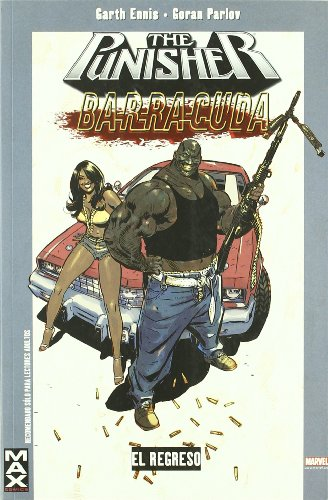 9788496991712: PUNISHER BARRACUDA 02 EL REGRESO