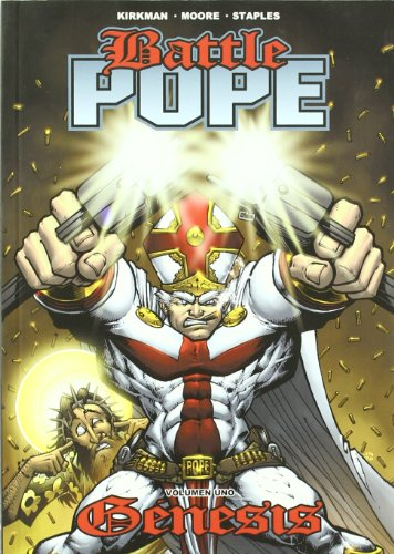 9788496992351: Battle Pope 1, Génesis
