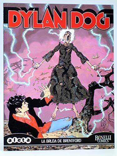 9788496992412: Dylan Dog, La bruja de Brentford