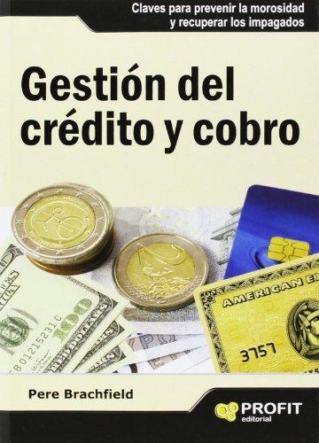 9788496998186: GESTION DEL CREDITO Y COBRO (Spanish Edition)