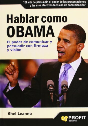 9788496998964: Hablar como obama (Spanish Edition)