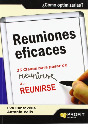9788496998971: REUNIONES EFICACES (Spanish Edition)