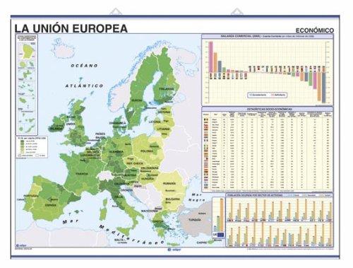 9788496999527: Mapa Mural Unión Europea: Mapas Murales (Cartografía)