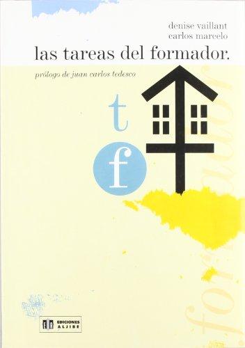 TAREAS DEL FORMADOR LAS: VAILLANT D