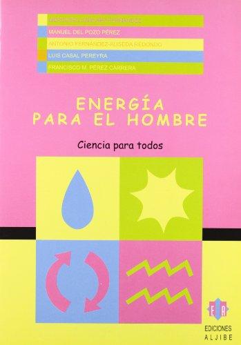 Energía para el hombre: Sánchez Fernández, Mercedes/Del