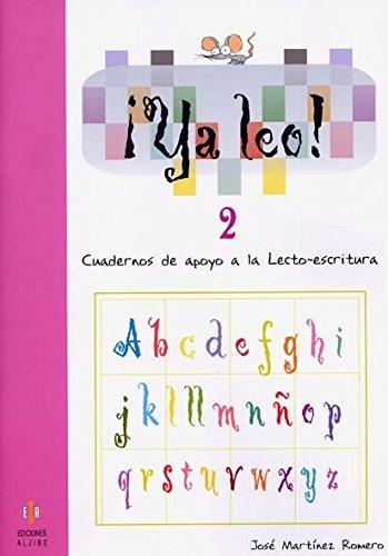 9788497003476: ¡ya leo! 2 - cuadernos apoyo a la lecto-escritura